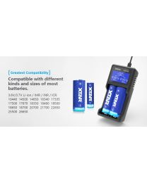 Xtar VC2 Battery Charger /